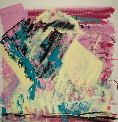 Abstraction lyrique 32