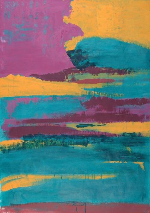 Paysage et nature abstraite 30