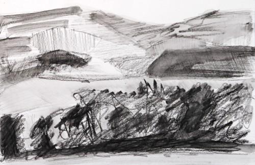 Paysage et nature abstraite 7