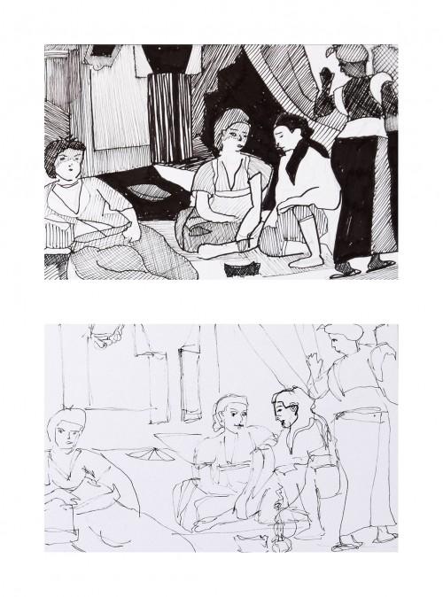 Autour des « Femmes d'Alger » 34