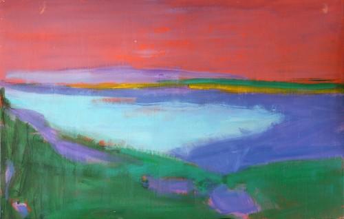 Paysage et nature abstraite 4