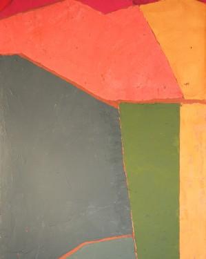 Paysage et nature abstraite 1